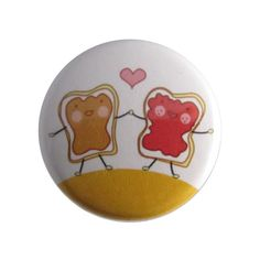 Pinback button on Etsy!