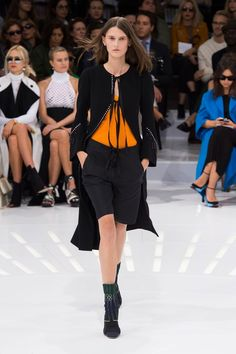 CHRISTIAN DIOR Spring/Summer 2015 Collection Paris Fashion Week