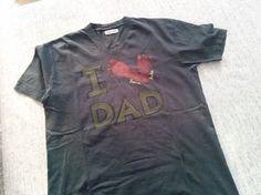 T-shirt per la festa del papà   T -shirt for Daddy's Day