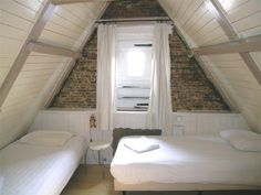 Small attic ideas | ... small attic room. (Refer to my previous posts on scale and proportion