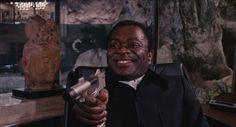 Cool Supercut: Bond Villains Love to Laugh | Live for Films