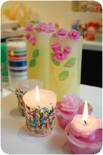 tomos archive candle craft contest 2011