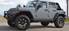 2011 Jeep Wrangler - Custom Paint - 4 inch lift kit - One of a Kind - A True Head Turner - For Sale....