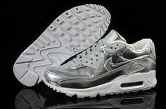 sale retailer f761c a2b30 Find Discount Nike Air Max 90 Womens Silver Color online or in Footlocker.  Shop Top Brands and the latest styles Discount Nike Air Max 90 Womens  Silver ...