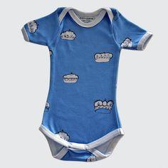 Blue Crown Babygrow Onesies, Range, Crown, Kids, Blue, Shopping, Clothes, Fashion, Toddlers