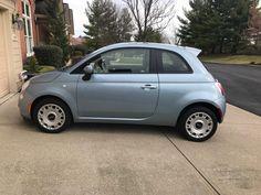 2015 Fiat 500, Fiat 500 Pop, Car, Automobile, Autos, Cars