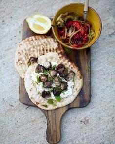 Jamie Oliver's Souvlaki (wicked kebabs) Recipe
