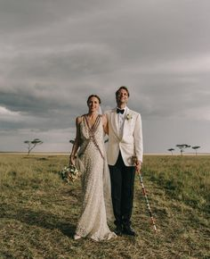 Bride and Groom in Kenya.