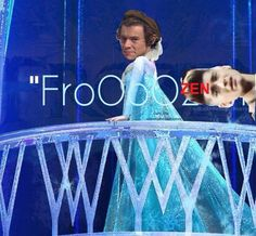 This fandom and Photoshop is a deadly combination