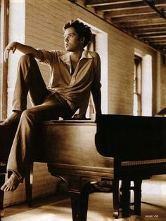 Beautiful Man.  Rufus Wainwright.