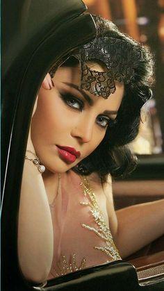 d6450f19d Lebanese beauty,haifa wahbi Deepika Padukone, Kareena Kapoor, Priyanka  Chopra, Haifa Wehbe
