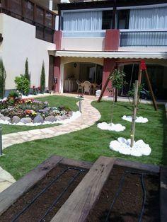 Jardin creado por jardeco garden
