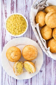 Gluten Free & Vegan Pandan Kaya Buns (Coconut Jam Buns)