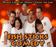 What do  Fish Sticks Comedy and Comedy Sportz have in common? - http://thegrablegroup.com/uncategorized/fish-sticks-comedy-comedy-sportz-common/