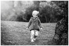 This gorgeous wee lady did amazing in this photo shoot.  By Portrait Photographer, Emma Steel