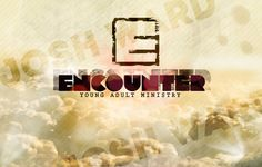 #encounter logo design option. Young Adult Ministry