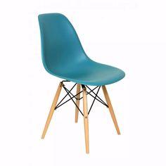 05e701559 cadeira charles eames wood - design nf + garantia - dsw