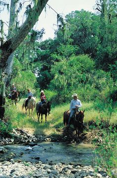 Home on the range, family style at Alisal Guest Ranch & Resort in Solvang, California. #EcoTravel at Top Eco Family Reunions.