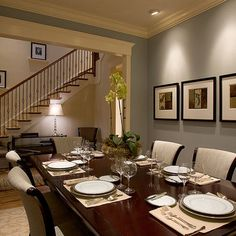 Traditional Dining Room Design, Pictures, Remodel, Decor and Ideas - page 16