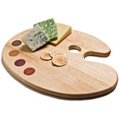 Artists pallet cutting board