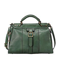 FOSSIL® Handbag Silhouettes Satchel & Shoulder:Handbag Silhouettes Vintage Revival Satchel ZB5425