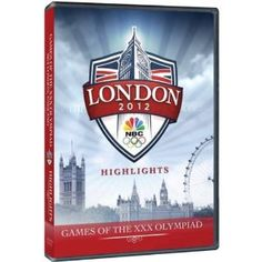 Price: $10.49 - 2012 London Olympics Highlights - TO ORDER, CLICK THE PHOTO