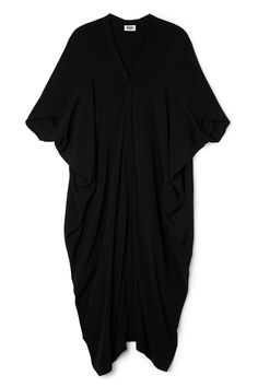 Weekday image 1 of Drapy Dress in Black