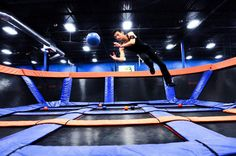 Pittsburgh's first indoor trampoline park jumps into high-energy fun