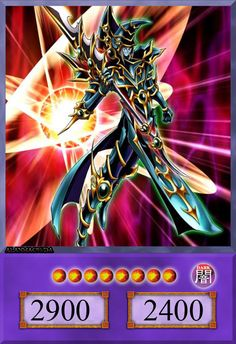 """""""Dark Magician"""" + """"Buster Blader"""" Must be Fusion Summoned and cannot be Special Summoned by other ways. Yugioh Monsters, Anime Monsters, Yu Gi Oh Anime, Dark Paladin, Yugioh Decks, Yugioh Yami, Yugioh Collection, Anime Version, Magic Cards"""