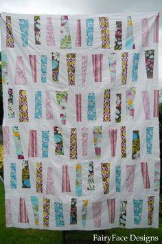 FairyFace Designs: Skittles Quilt Top