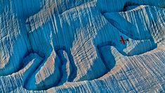 A glacier in Wrangell-St. Elias National Park and Preserve, Alaska (© Frans Lanting/Gallery Stock) | glacier in Wrangell-St. Elias National Park and Preserve, Alaska ...