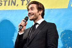 Pin for Later: Jake Gyllenhaal Se Rend à SXSW, et Ce Pour Notre Plus Grand Plaisir