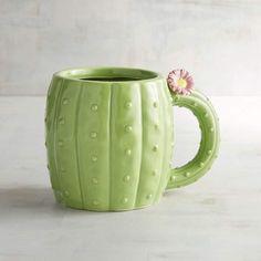 Cactus Mug from Pier 1 Imports #ad