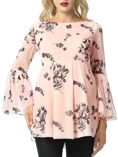 New Kimi Kai - Gesa Floral-Print Maternity Blouse Womens fashion Tops. offers on top store Maternity Sewing, Maternity Wear, Maternity Dresses, Maternity Blouses, Maternity Photos, Dress Up Costumes, Stylish Maternity, Mothers Dresses, Comfortable Outfits