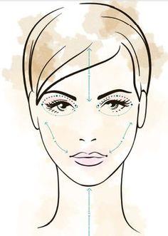 Saiba como evitar o aparecimento de rugas e linhas de expressão e amenizar as marcas já existentes por meio de movimentos que trabalham os músculos do rosto