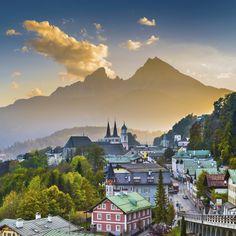 Berchtesgarden Alps