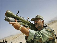 Were Iranian-Made MANPADS, like this one, Seized at Sea Last Week off the Coast of Yemen? Evidence, please.