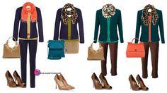 Ako vytvoriť dobre kombinovateľný šatník - Supervizáž