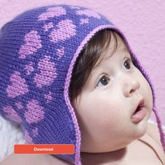 cascade baby hat free knitting pattern download