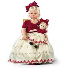Linda Rick Faith And Hope Child Doll: She's Almost 3 Feet High And Limited To 1,000 Pieces by Ashton Drake « Game Searches