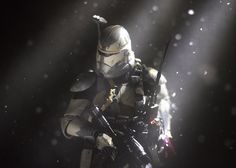 Portrait of a Galactic Warfighter