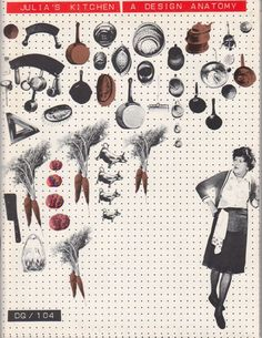 Julia's Kitchen, Design Quarterly104