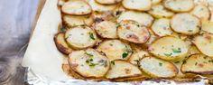 Herbed Potato Slices