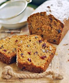 Banana Bread, Cooking Recipes, Sweets, Baking, Desserts, Food, Photography, Diet, Biscuits