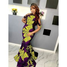 Super Stylish and Unique Ankara Long Gowns for Beautiful Ladies...Super Stylish and Unique Ankara Long Gowns for Beautiful Ladies