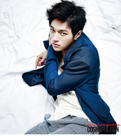 L Infinite F - Cosmopolitan Magazine January Issue '15