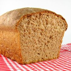 "One Perfect Bite: Beginner's Whole Wheat Batter Bread -  As homemade bread is one of my favorites, i just had to give this recipe a try.  It was an easy recipe and required no kneading.  The results . . . a little bit ""wheaty"" but tastey loaf.  Will be making again.  Nice to have an easy recipe in my file."