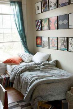 Most efficient dorm room ideas organization (44)