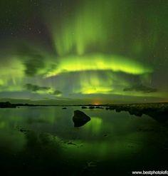 Beautiful Arctic Auroras