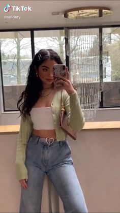 most favorite fit check – 𝘁𝗶𝗸𝘁𝗼𝗸 Uni Outfits, Teen Fashion Outfits, Mode Outfits, Retro Outfits, Girly Outfits, Cute Casual Outfits, Stylish Outfits, Vintage Outfits, Summer Outfits